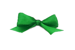 satynowa zielona