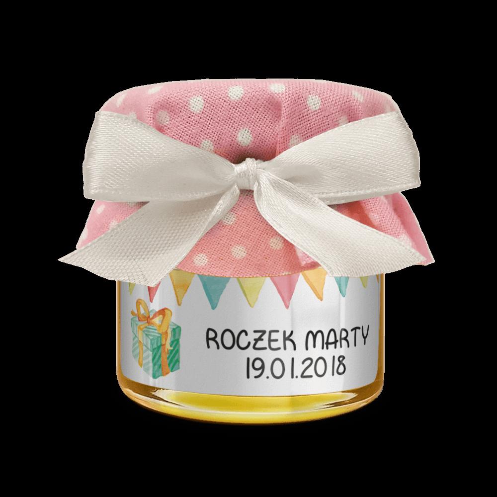 Miodziki na urodziny dziecka